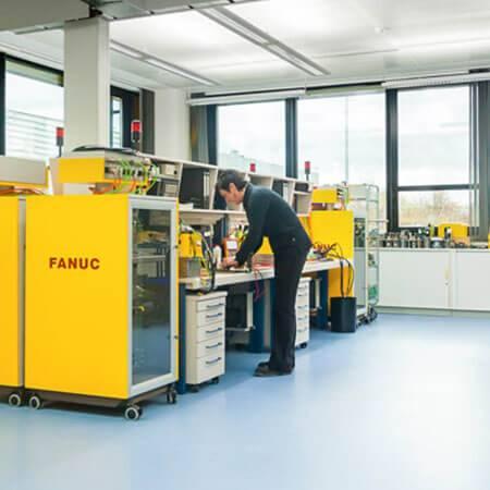 fanuc machines