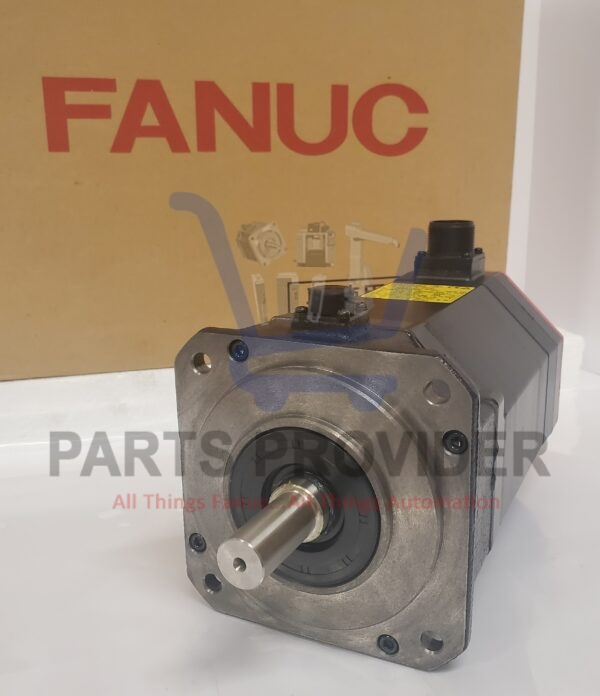 FANUC AC Servo Motor A06B-0227-B400 Front