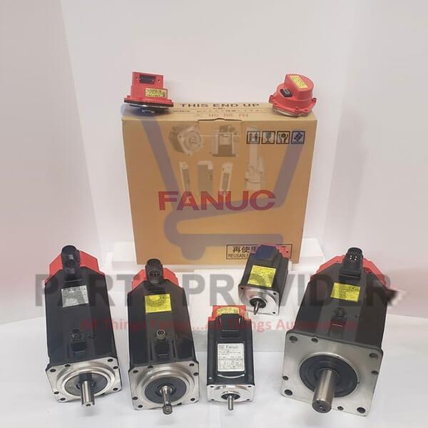 FANUC servo motor replacement parts